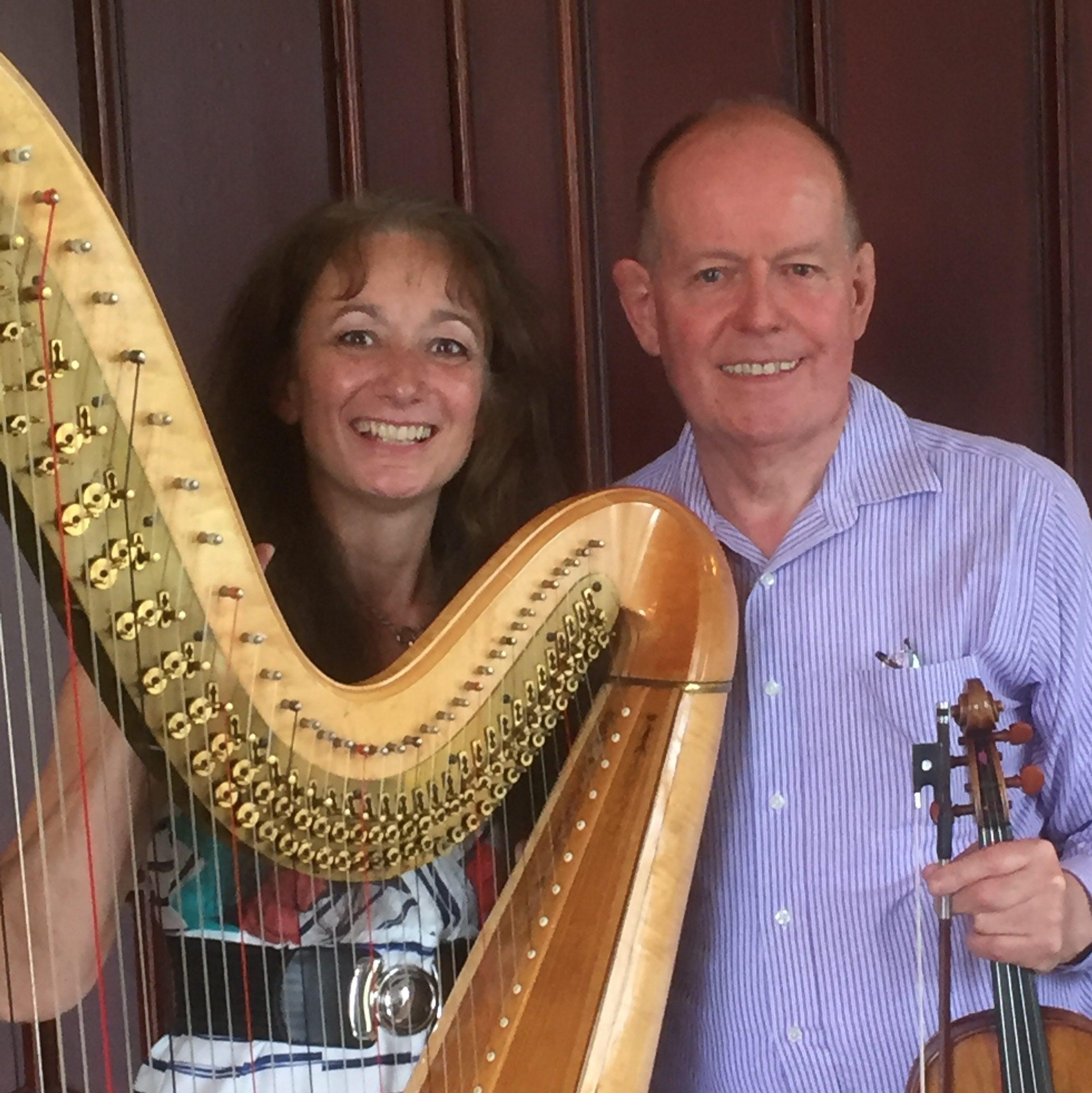 Violin-Harp-Scotland